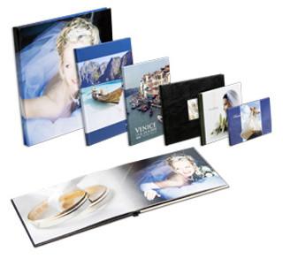 Exemple de livres réaliser avec Fotomount