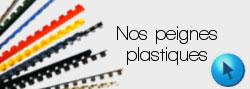 Consommables anneaux plastiques