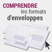 Comprendre les formats d'enveloppes