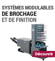 Systèmes modulables pour l'automatisation d'assemblage, de brochage et de finition