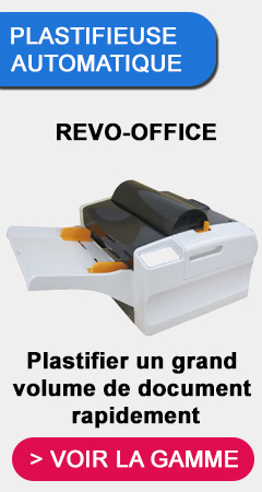 Plastifieuse automatique lami corporation