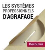 Découvrir les différents systèmes pour l'agrafage professionnel