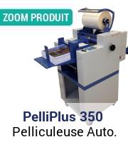 Pelliculeuse PelliPlus 350