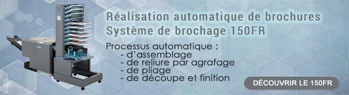 SYSTEME DE BROCHAGE 150FR