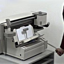 6- Laissez refroidir votre document