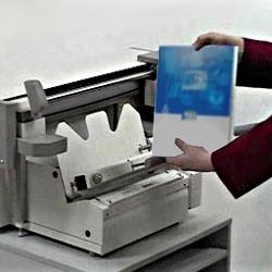7- Laissez refroidir votre document