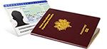 Destructeur de passeports et cartes d'identité pour les mairies