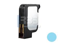 Cartouche séchage rapide spécial verre JetStamp noire pour 1025