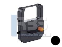 Cassette Ribbon ruban encreur noir - modèle TimeStamp 131