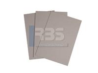 GP MX plaque carton gris qualité dorure