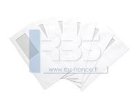Enveloppes mécanisables C5/6 (gauche)