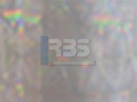 Film foil transparent paillettes holographiques 315mm