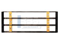 GP TXT cadre pour caractères 5,5 mm sur 3 lignes - GP Presse Auto