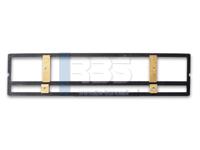 GP TXT cadre pour caractères 16 mm et 4 mm sur 2 lignes - GP5 & GP Presse