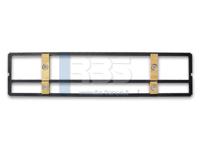 GP TXT cadre pour caractères 16 mm et 5,5 mm sur 2 lignes - GP5 & GP Presse