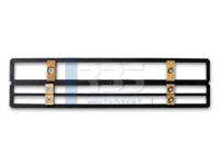 GP TXT cadre pour caractères 9 mm et 4 mm sur 3 lignes - GP5 & GP Presse
