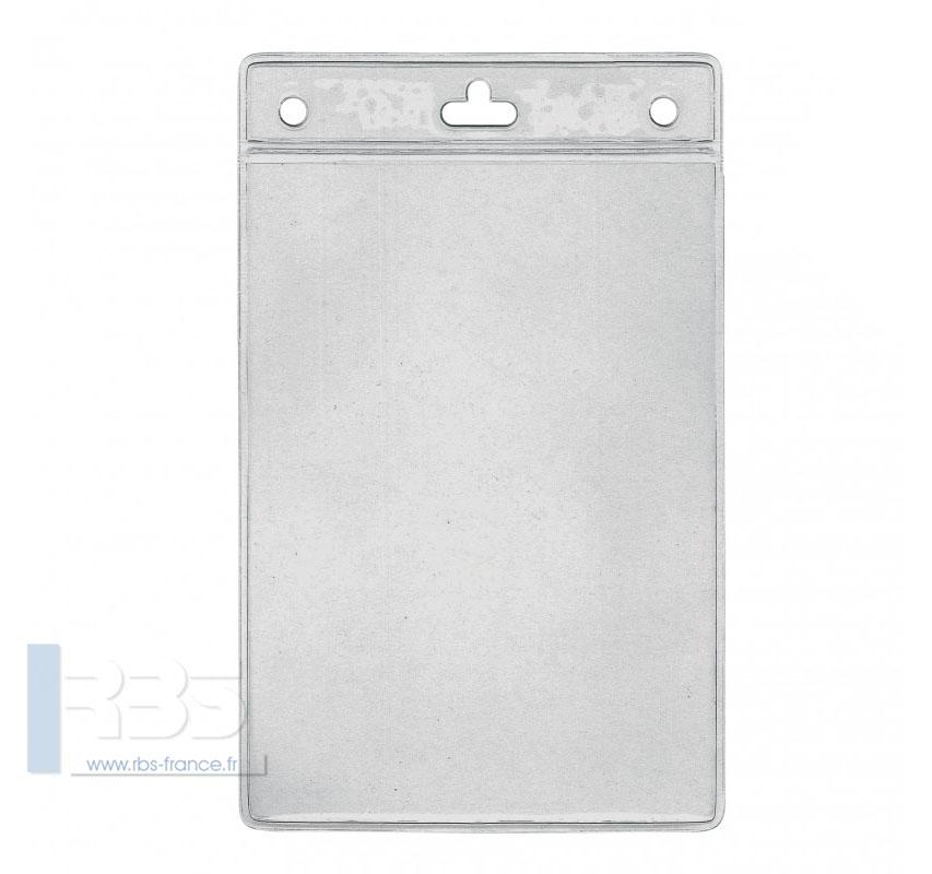 Porte badge événementiel - Pour badge 105 x 148 mm (A6)