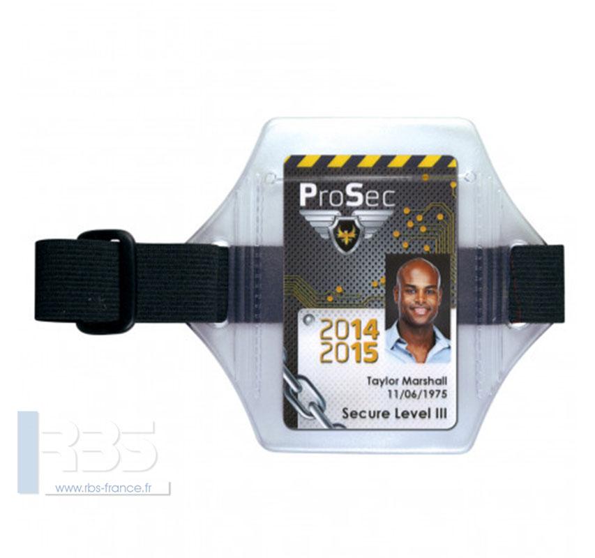 IDC 30 Brassard porte-badge