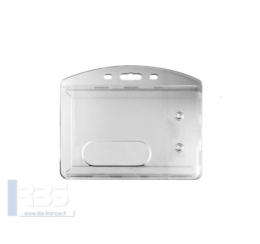 IDS 78H - Horizontal - Pour 1 carte