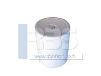 Gaze de reliure 4 cm Rouleau de 20 mètres blanc
