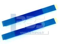 Bandes bleues 330mm 100 à 600 feuilles