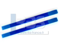 Bandes bleues 530mm 1100 à 1600 feuilles