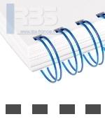 Reliure anneaux métalliques Wire-O