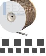 Anneaux de reliure métallique en bobines