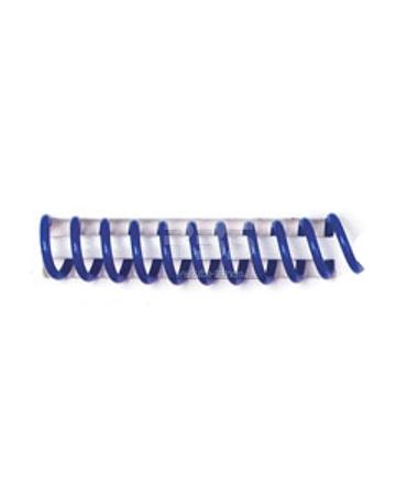 Spirale coil plastique pas 4:1 format A3 CREATIVE - Coloris : Bleu