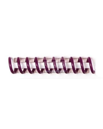 Spirale coil plastique pas 4:1 format A3 CREATIVE - Coloris : Violet
