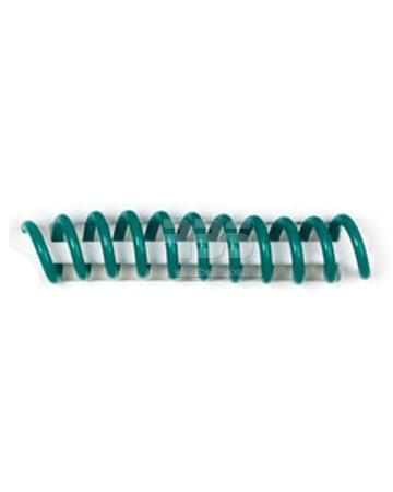 Spirale coil plastique pas 4:1 format A3 CREATIVE - Coloris : Vert Emeraude
