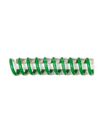 Spirale coil plastique pas 4:1 format A3 CREATIVE - Coloris : Vert Pomme