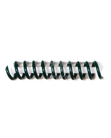 Spirale coil plastique pas 4:1 format A3 CREATIVE - Coloris : Vert Sapin