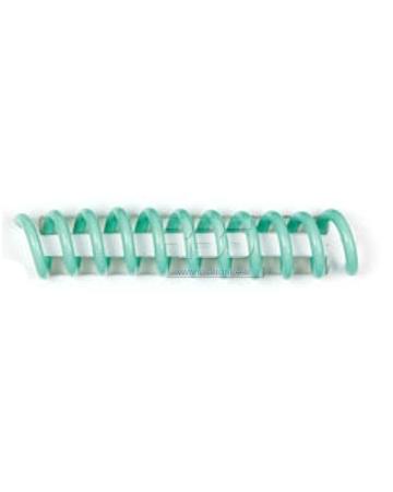 Spirale coil plastique pas 4:1 format A3 CREATIVE - Coloris : Vert Pastel