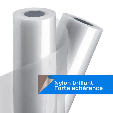 Nylon Brillant forte adhérence - Coloris : standard