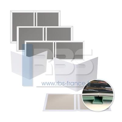 CaseExpress - kits FotoMount - Coloris : standard