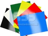 Plat de couverture qualité Chromolux couleur 250g