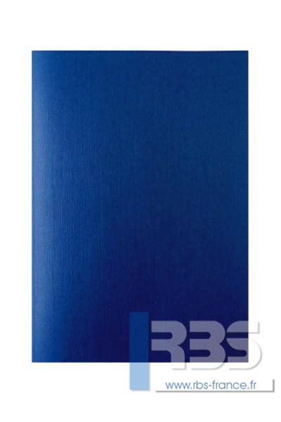Couvertures Advocate sans fenêtre - Coloris : Bleu
