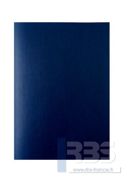 Couvertures Advocate sans fenêtre - Coloris : Bleu foncé