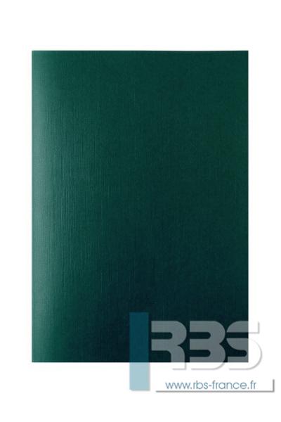 Couvertures Advocate sans fenêtre - Coloris : Vert Foncé