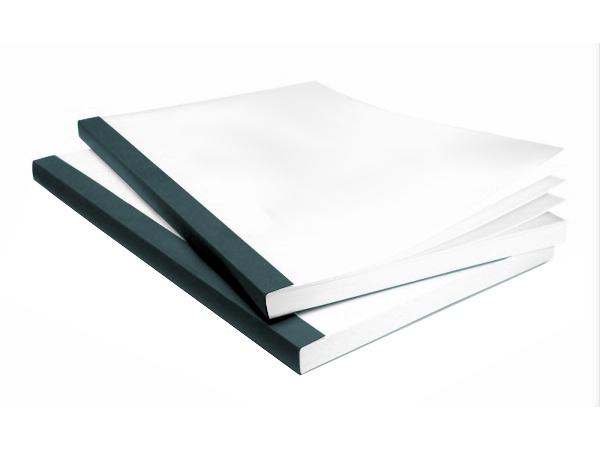 Couvertures Bindomatic Aquarelle - Coloris : Vert Foncé