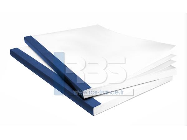 Couverture Bindomatic Aquarium - Coloris : Bleu foncé