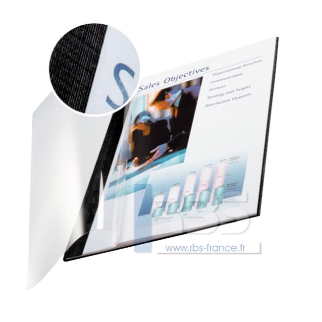 Couverture par serrage souple - Coloris : Noir