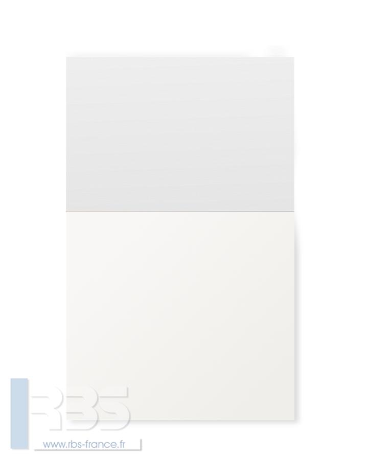 Couverture d'emboîtage Chromomat 250g - Coloris : Blanc
