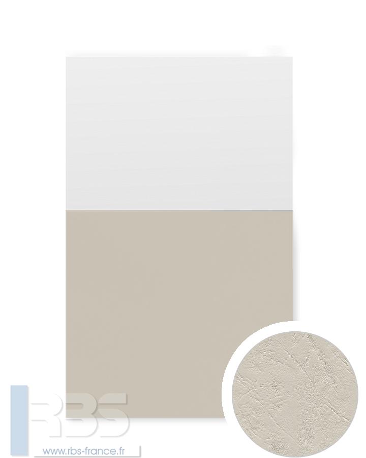 Couverture d'emboîtage Grain cuir 260g - Coloris : Gris Clair