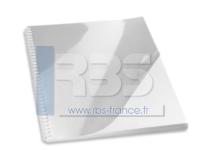 Transparent pour reliure - Coloris : standard