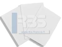 Couverture Chromolux Blanc 250g