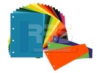 Intercalaires de classement comptable