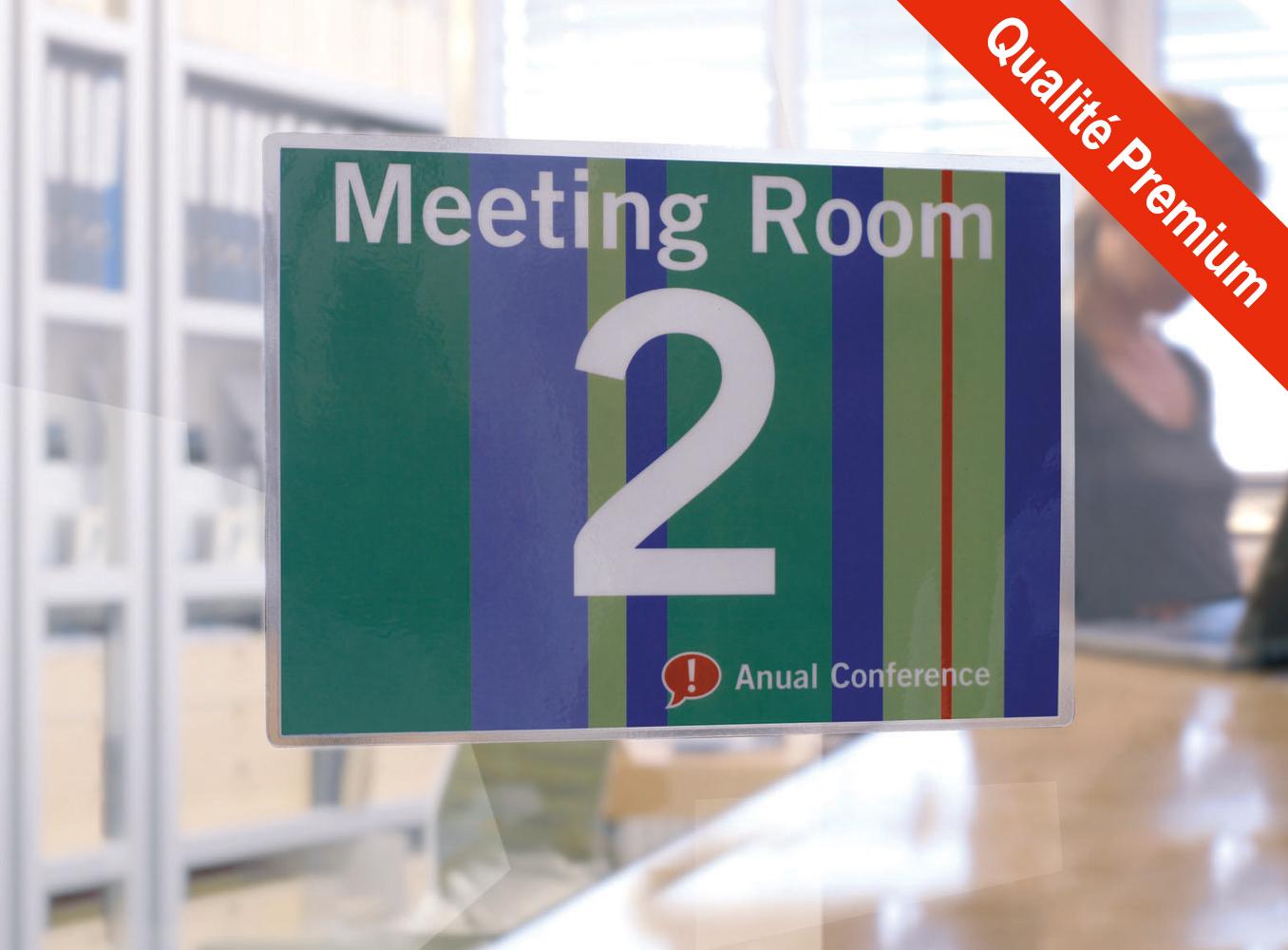 Pochettes finition Mat - Dos Adhésif - Format A4 - 303 x 216 mm - <span style='font-weight:bold; color:#E82C0C;'>Qualité Premium</span>
