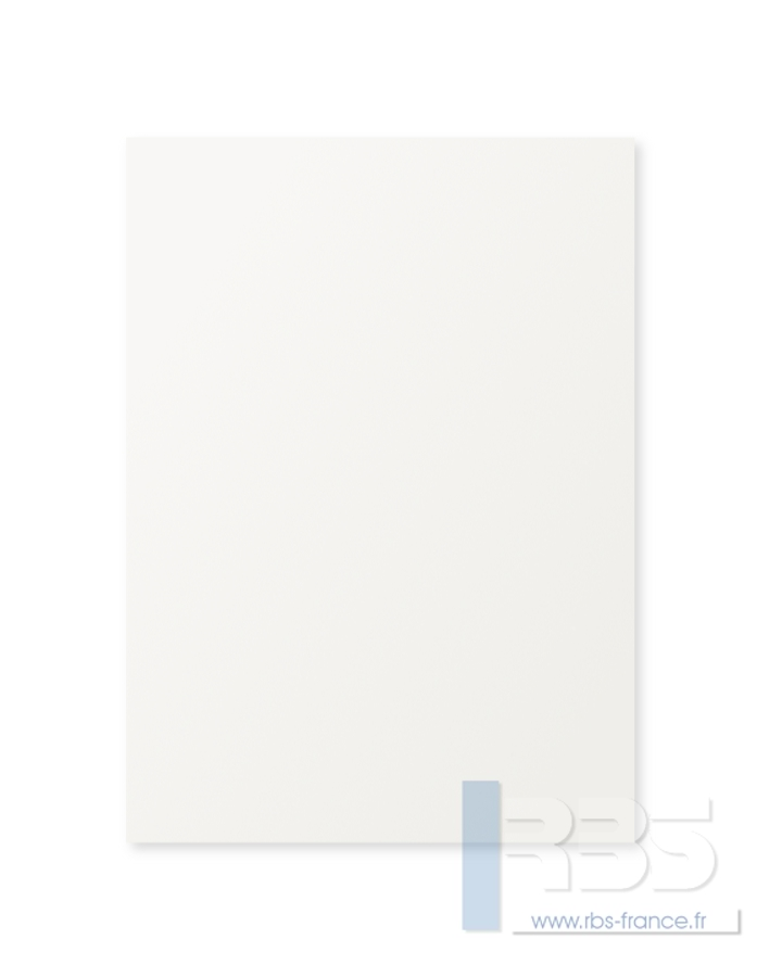 Plats de Couverture Colorit Copy - Coloris : Blanc